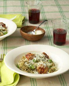Turkey and Pancetta Meatballs Recipe