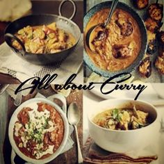 All about curry