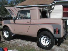 ▒ tructor ▒ 1969 international scout 800 ▒