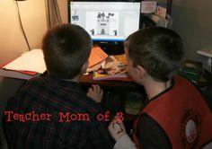 Teacher Mom of 3: PowerPoint for Kinders?