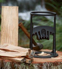 FREE SHIPPING — Kindling Cracker Firewood Kindling Splitter