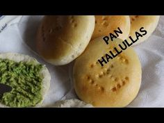 HALLULLA PAN CHILENO – Cocina Chilena Hamburger, Food And Drink, Cooking Recipes, Breads, Youtube, Foods, Drinks, Bakery Recipes, Unleavened Bread Recipe