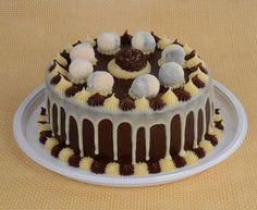 Receita de bolo de leite Ninho® com Nutella®