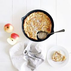 Apple Cinnamon Clafo