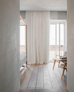 "Interior Design on Instagram: ""Hotel Santa Clara 1728, Lisbon, Portugal | Design by architect Manuel Aires Mateus | Photography byNelson Garrido & Renée Kemps | More…"""