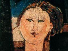 Amedeo Modigliani - Antonia
