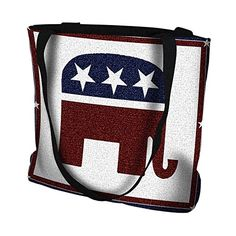 Republican Logo Tote Bag *** You can find more details at