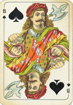 Dutch playing cards (1920 - 1927)