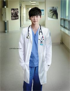 Lee jungsuk or Park Hoon in Doctor Strangers...
