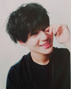 160906「Como」October issue #Shinee #Taemin