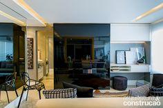 Revista Arquitetura e Construção - Boas soluções marcam cada canto do apê de 35…
