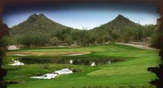 Quintero Golf Club in Arizona