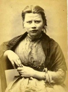 """Alice Mullholland: 18-years-old  """"Alice Mullholland was a hawker from Newcastle and was sentenced to 3 months in Newcastle City Gaol after being convicted of stealing some boots."""""""