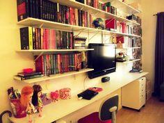 estante de livro para quarto - Pesquisa Google