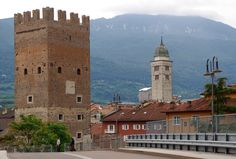 The close link with the mountain Introduction Trento The main charm of the city of Trento is that although it is an Italian city, has many aspects and many Beautiful Places To Visit, Most Beautiful, Italy, Building, Travel, Italia, Viajes, Buildings, Destinations