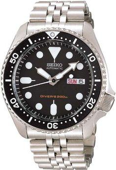 Seiko SKX007KD, Skx007k2 best seiko watch under $200