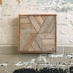 This piece is made with salvaged lath wood from a home remodeled on Elmwood Avenue in Buffalo, New York. Lath is traditionally a wood that spends its life trapped behind walls. My intention is to bring it forward and breath new life into it by creating unique items highlighting its