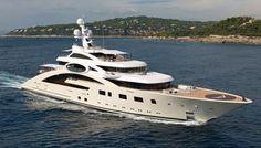 Lürssen Yacht
