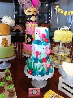 Summer cakes en ibiza