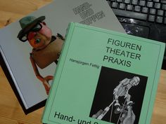 Two of the best books on puppet design & construction ever written.