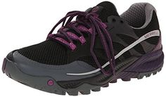 Merrell Women's All Out Charge Trail Running Shoe, Black/Wild Plum, 9 M US Merrell http://www.amazon.com/dp/B00RDK7ALW/ref=cm_sw_r_pi_dp_v1adxb08RKF9S