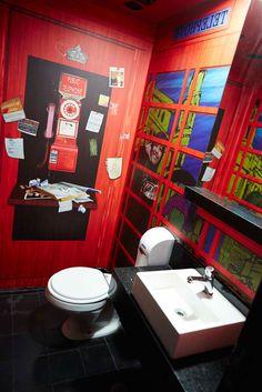Projeto quer eleger os dez banheiros mais espetaculares de SP - Casa