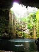 Cenote - Mexico