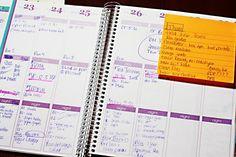 planner organizaion