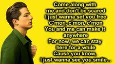 Charlie Puth - One Call Away [Full HD] lyrics