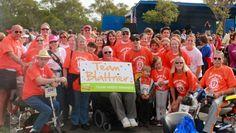 Team Blattner, Irvine, CA Walk MS 2012