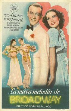 La nueva melodía de Broadway (1940) tt0032284 P