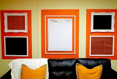 Use the Home Made Simple TV experts' instructions to create a customized wall organizing system.