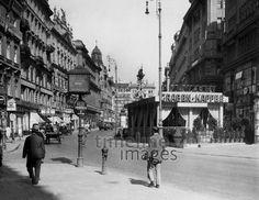 Graben in Wien, 1928 Timeline Classics/Timeline Images