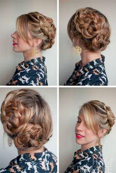 Cute Double Dutch Braids Hairstyle