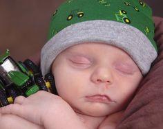 Baby John Deer!