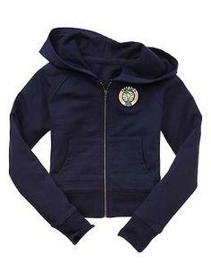 Logo globe zip hoodie - Here to play—new gear to cheer on your favorite team. GOOOAL!