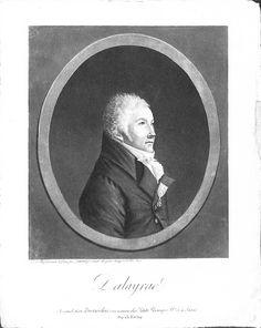 Portrait de Nicolas DALAYRAC (8 juin 1753 à Muret - 27 novembre 1809 à Paris) - compositeur français d'opéra-comique - sociétaire de l'Opéra Comique - compositeur maçonnique. Portrait dessiné au physionotrace et gravé en 1809 par Edme Quenedey des Riceys (1756-1830) - à Paris rue Neuve des petits champs n°15.