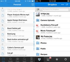 Dropbox for iOS 7 http://dribbble.com/shots/1157853-iOS-7-Dropbox?list=searches&tag=ios_7
