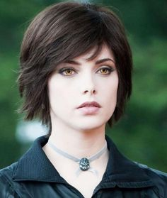 alice cullen short hair - Google Search