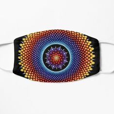 My artwork is now available on masks!  Click the link. Spandex Fabric, Masks, Mandala, Lisa, Dots, Hand Painted, Artwork, Pattern, Pointillism