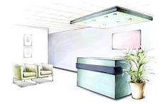 Interior Drawing wallpaper