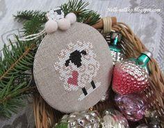 Nelli: Рождественская овечка