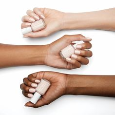 Discover Walk the Hemline, a mocha brown nail polish by essie. Achieve the perfect nude nail look with this subtle neutral shade for your manicure at home. Essie Gel, Essie Nail Polish, Nude Nails, White Nails, Pink Nails, Silhouette Nails, Brown Nail Polish, Couture Nails, Essie Nail Colors