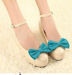 #shoes #bows