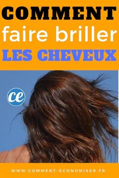 Comment Faire Briller ses Cheveux Naturellement ? Baking Soda Shampoo, Baking Soda Uses, Mild Shampoo, Shampoo And Conditioner, Brittle Hair, Color Your Hair, Oily Hair, Hair Care Routine, Dandruff