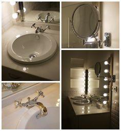 Bathroom - Vintage Concept  by Isabel Pires de Lima - Interior Designer
