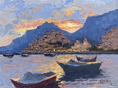 """Positano Evening,"" by Guy Jackson Positano, Jackson, Guys, Artist, Painting, Inspiration, Positano Italy, Biblical Inspiration, Artists"