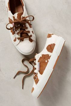 Superga Leahorse Sneakers, By Superga. Fits true to size. Pretty Shoes, Cute Shoes, Me Too Shoes, Best Sneakers, Sneakers Fashion, Fashion Shoes, Shoes Sneakers, Sock Shoes, Shoe Boots