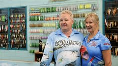 Turning your passion into a successful small business is stuff dreams are made of. But that's what happened for Colin of Reidy's Lures in Darwin. See how they use Australia Post to take their idea across Australia: http://auspo.st/1JRaNQg #SmallBizAU