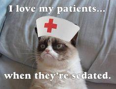 Nursing humor :-@Elizabeth Lockhart Lockhart Lockhart townsend